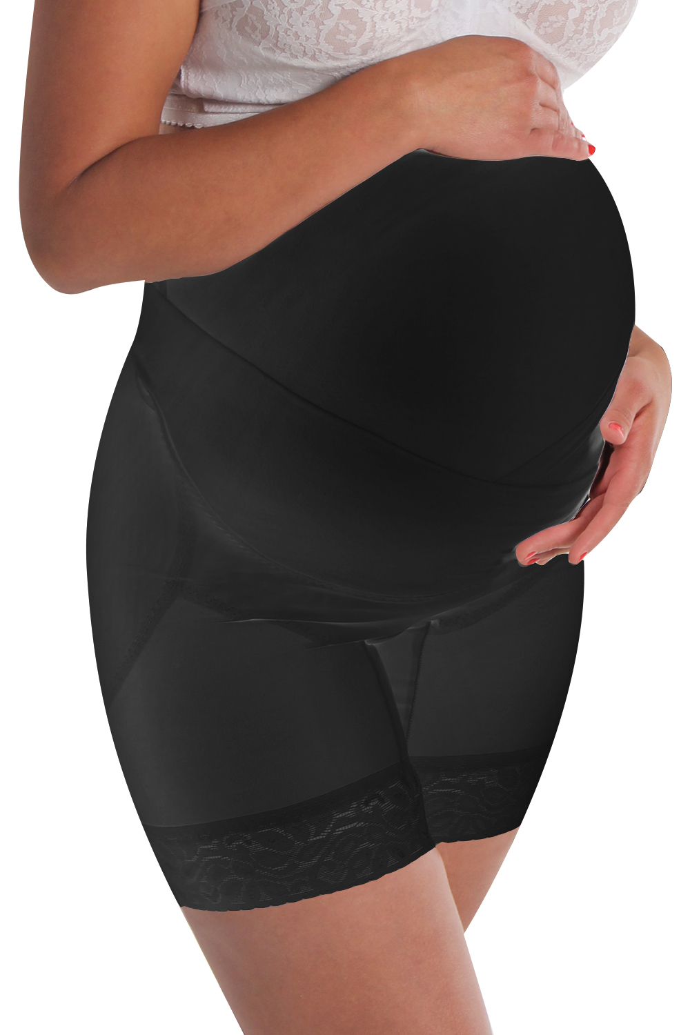MATERNITY GIRDLE WHITE