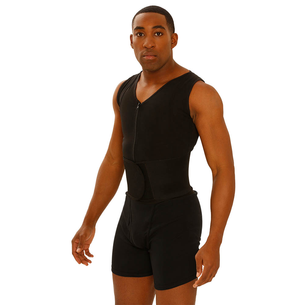 MENS SHAPER BLACK