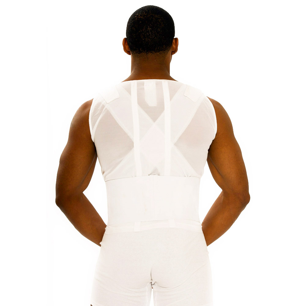 MENS SHAPER WHITE