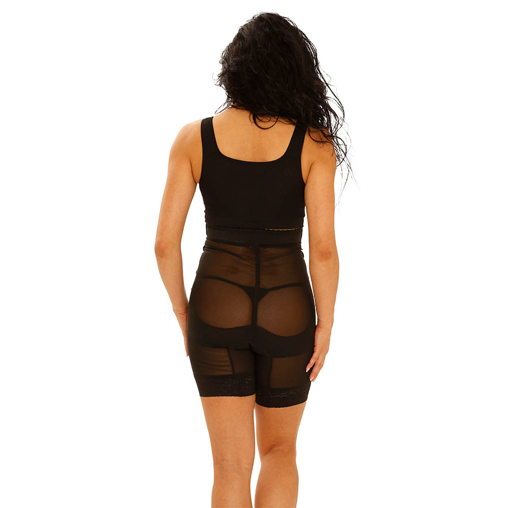 POST PARTUM GIRDLE BLACK
