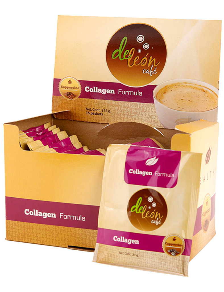 DE LEON CAFE: COLLAGEN - ...
