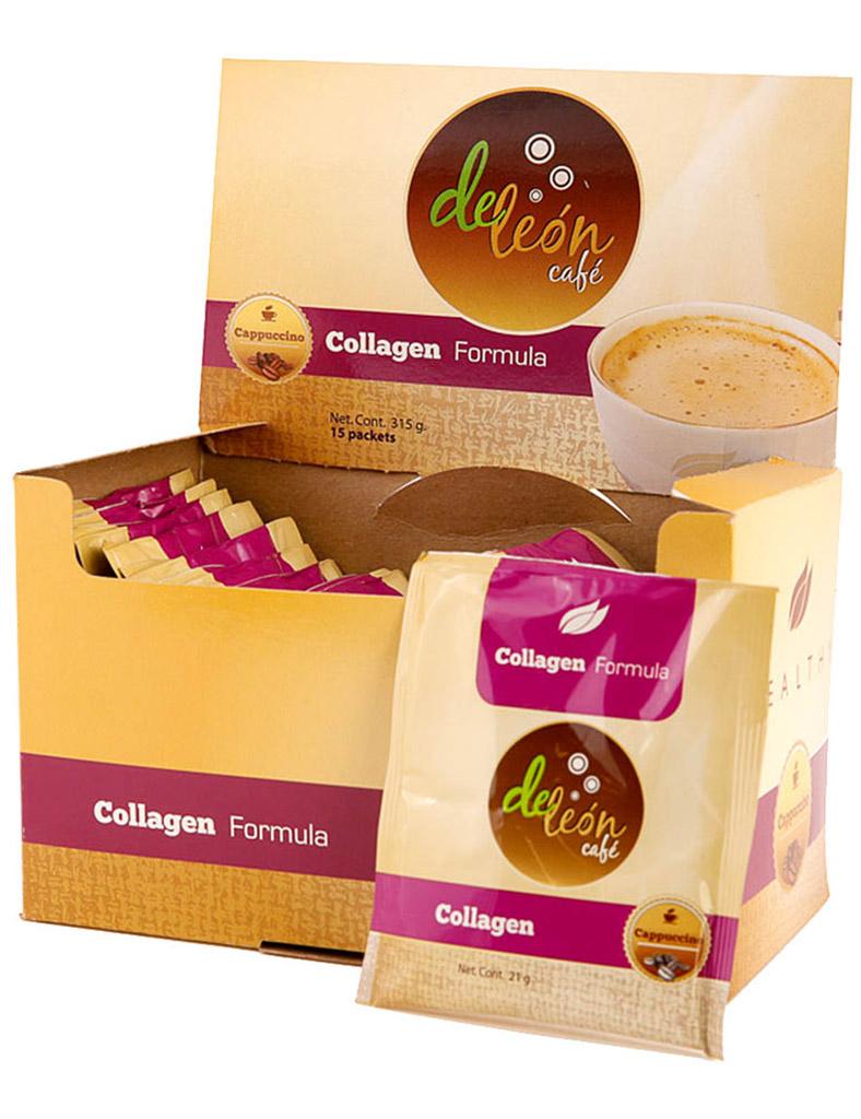 DE LEON CAFE: COLLAGEN - ...