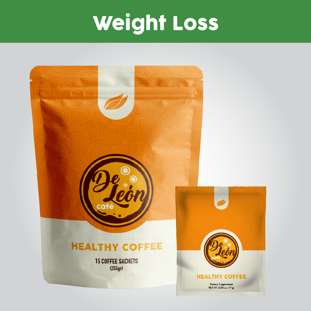DE LEON CAFE: WEIGHT LOSS...