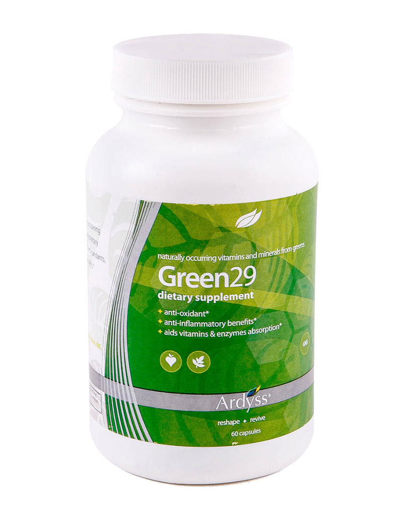 GREEN 29