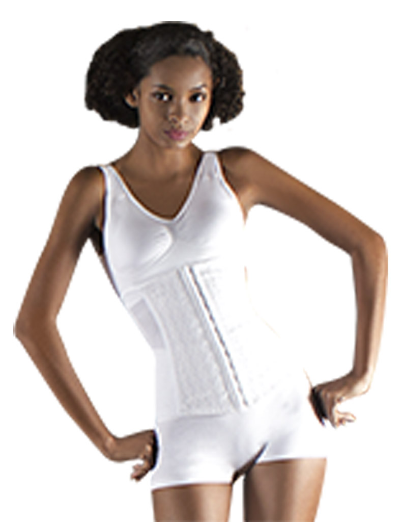 CORSET GOLDEN WHITE