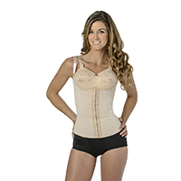 SLIM SHAPER WITH STRAPS B...