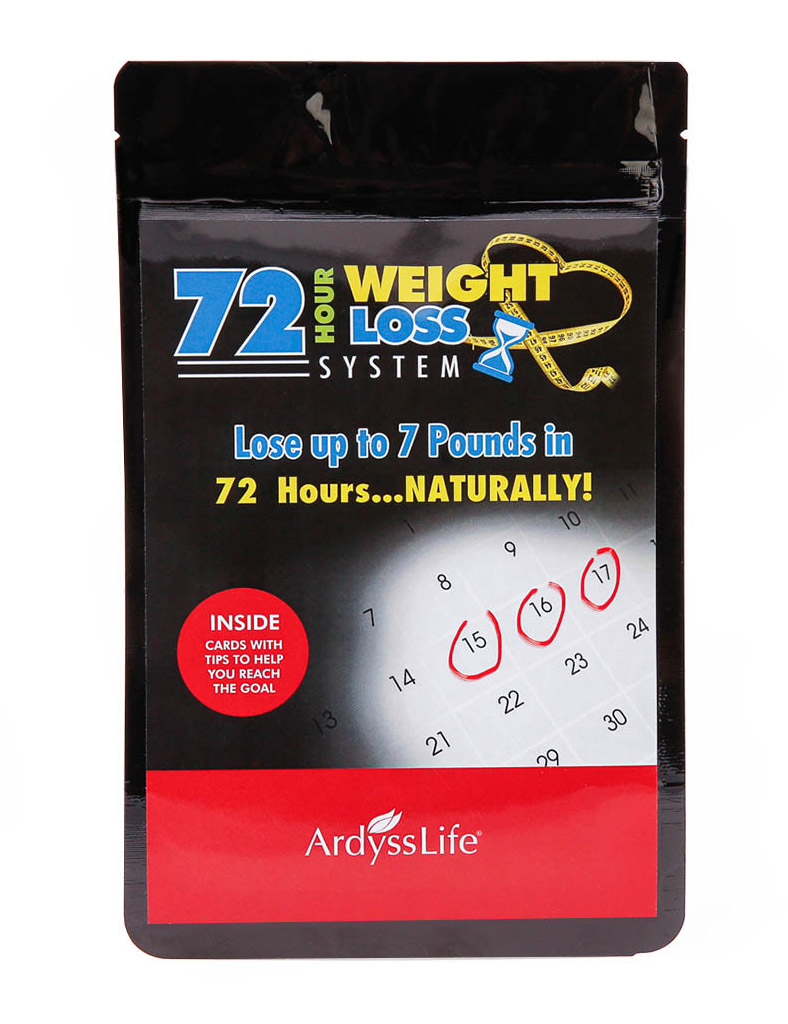 1 PACK 72-HOUR WEIGHT LOS...