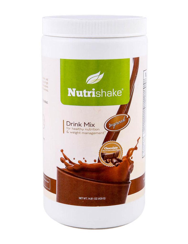 NUTRISHAKE CHOCOLATE